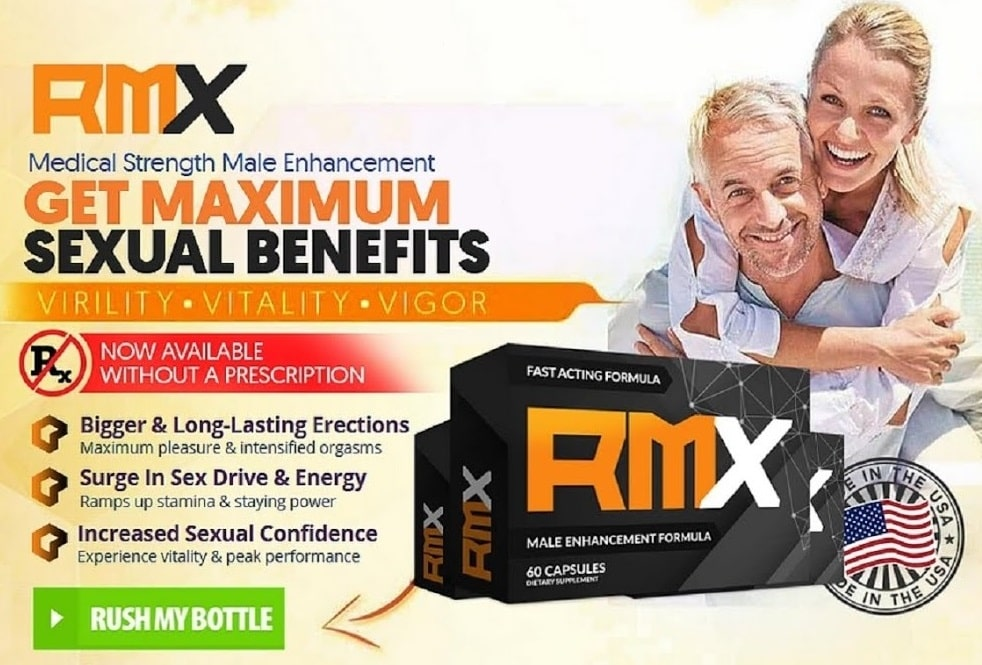 RMX Male Enhancement